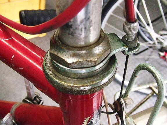 自転車の 自転車 チェーン サビ 油 : EURASIA 再生日記 第二回