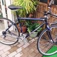 今回ご紹介しますのは、特選リサイクル車。ANCHOR CX900です。 こちらの自転車、前オーナー様の保存状態が良く、走行距離も100キロ未満と、非常にキレイな自転車です^^ バーテープもメーカー純正の新品を巻きました。 […]