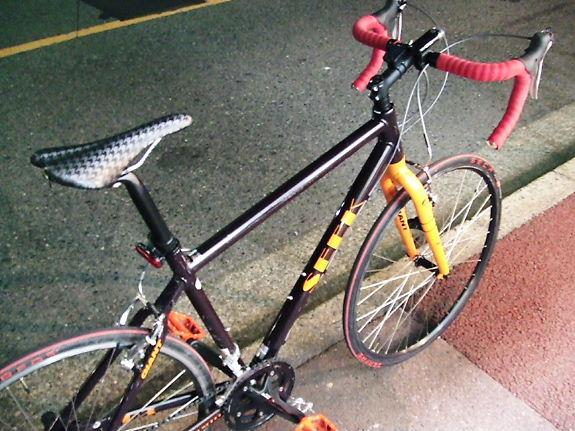 クロスバイクのドロップ化 GIANT ...