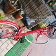 自転車も少しオシャレに乗りたいというお客様に人気の高いブリヂストンのVELTROシリーズ。 フレーム、泥除け、ギアケースを同色で統一。スッキリとした仕上げはさすがにトップメーカーの作と、納得させるところです。 このVEL […]