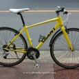 昨今のクロスバイク人気も徐々に落ち着いてきましたが、 当店では相変わらずドロップハンドルへの改造依頼をたくさん頂いております。 今回ご紹介しますアレンジは、GIANTクロスバイクの代表格、ESCAPE(エスケープ) RX […]