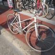 今回から始まりますレストア日記。 こちらは、1985年に当店で組ませて頂いたミキストフレームのクロスバイク。 遠く広島に在住のオーナー様からのご依頼です。  また素晴らしいことに、お母様の思い出のいっぱい詰ま […]